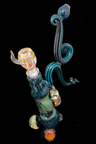 Vader bubbler collab Abe F/Craig Lewis/Phil pgw