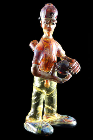 "Dab Rig Kid Charlemagne ""Marble Horder"" by, Phil Sundling"