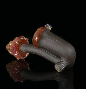 Dry Sherlock glass pipe by, Chad G