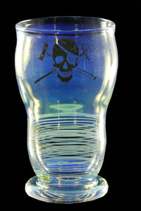 Pint Glass 16oz by, Phil Sundling