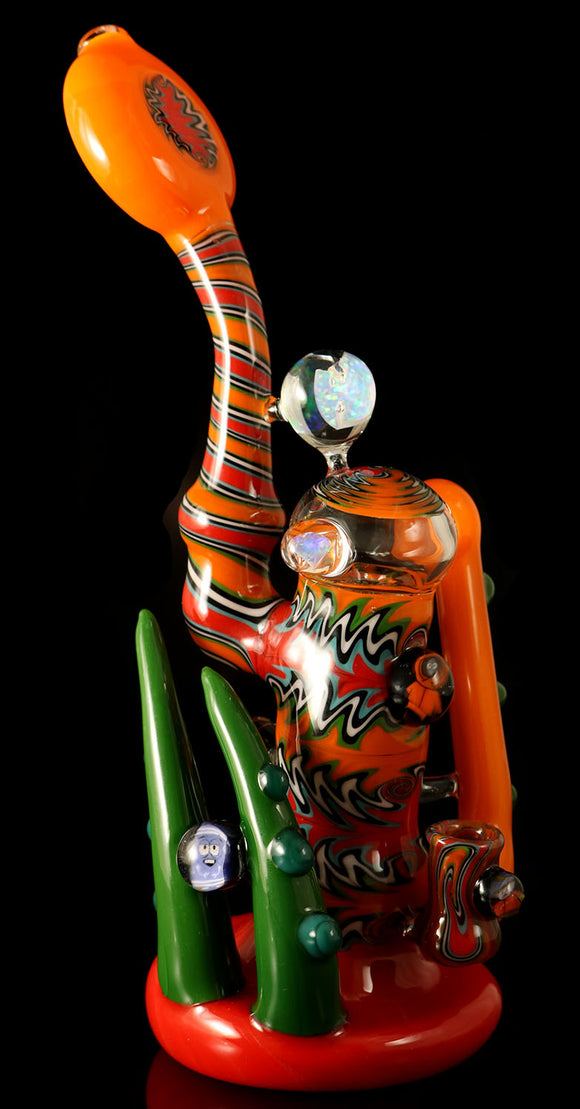 Drop Down Bubbler Custom