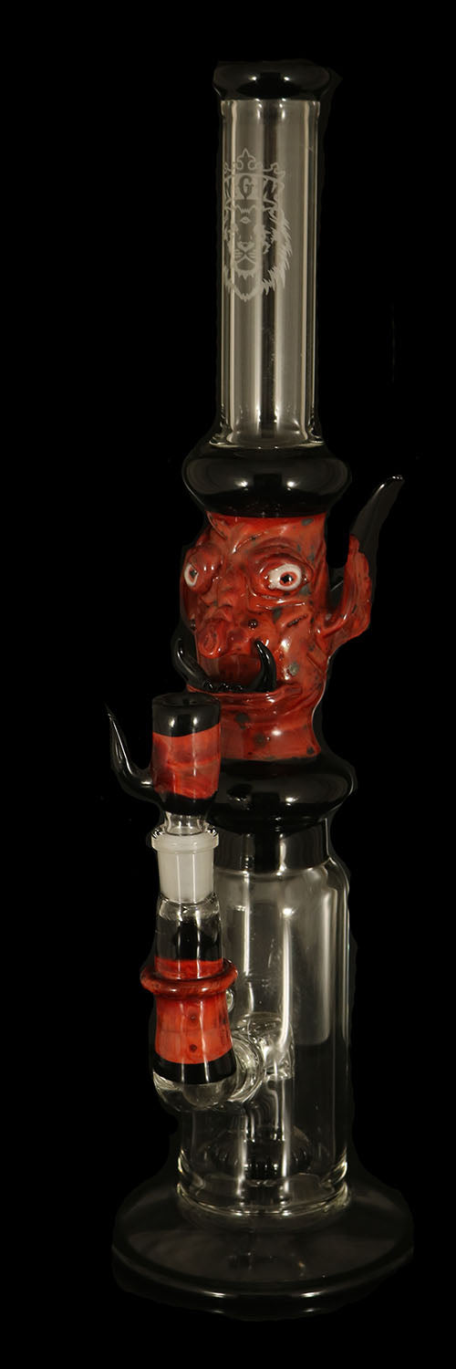Bong Demon Tube by, MGW/Phil Sundling