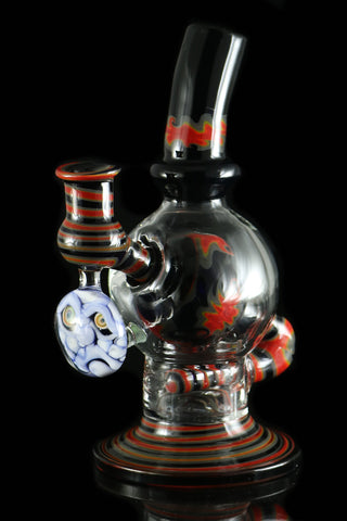 Ball Dab Rig by, Mr.EGlass x Phil Sundling
