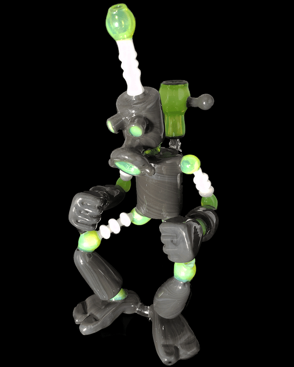 Dirty B 10mm Robot Mini Dab Rig
