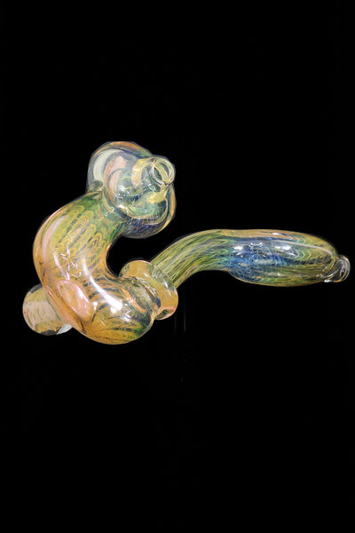 Fume Sherlock Dry Pipe by, Ck_glass