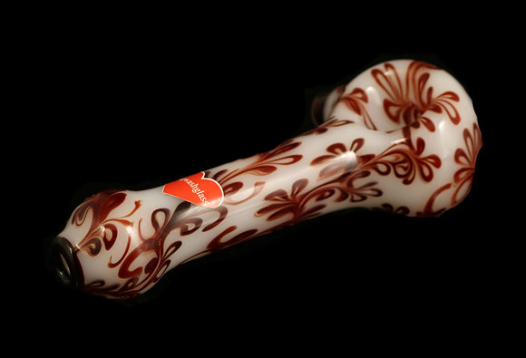 spoon pipe by squash glass