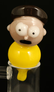 Morty Carb Cap by Tammy Baller