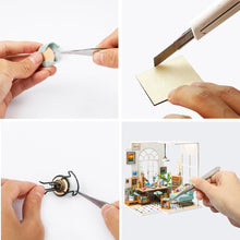 Load image into Gallery viewer, Soho Time DIY Miniature Kit