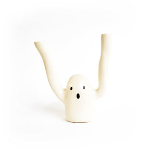 Ghost Candle Holder / Bud Vase