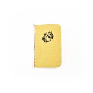 Bar Scene Pocket Notebook