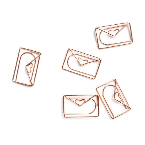 Envelope Paperclip