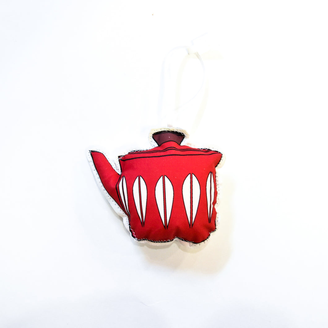 Teapot Ornaments | Various Styles