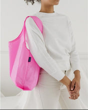 Load image into Gallery viewer, Bright Pink Reusable Bag