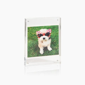 Lucite Photo Frame | Various Sizes