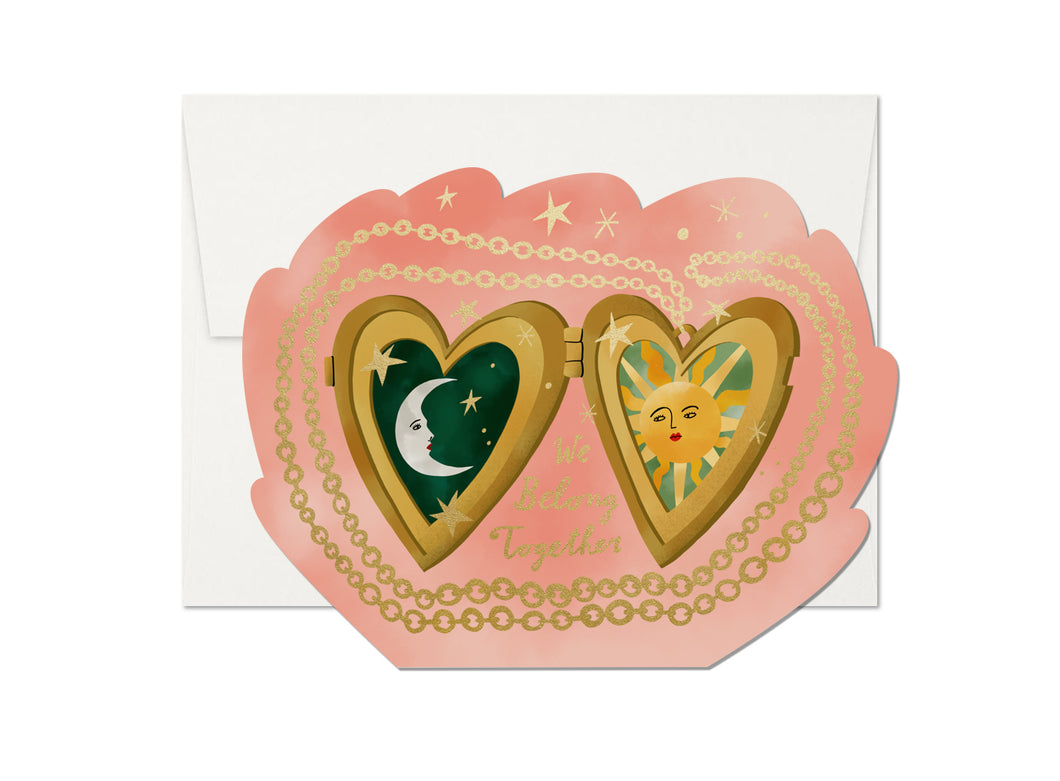 Love Locket Card