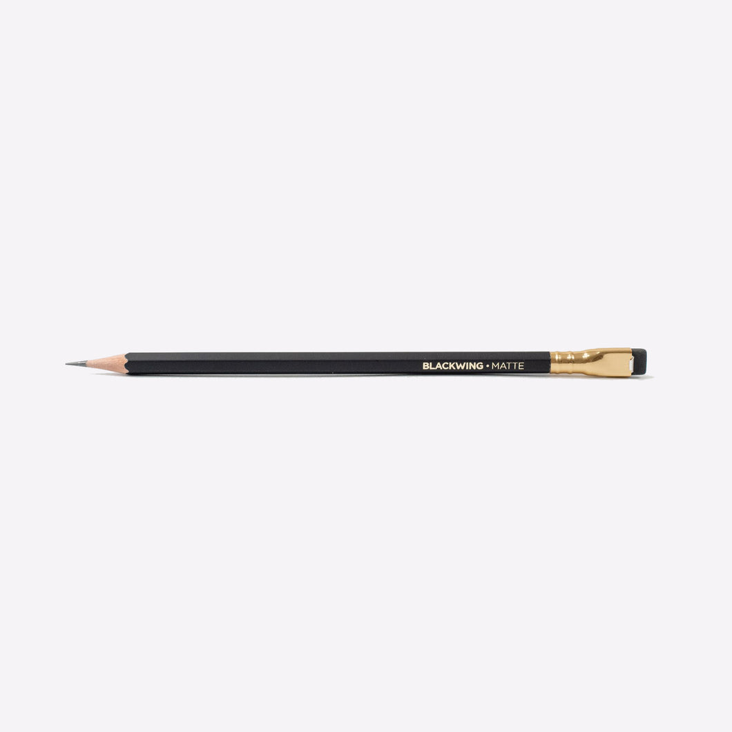 BLACKWING PENCIL MATTE (SET OF 12)
