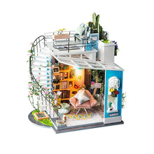 Load image into Gallery viewer, Loft DIY Miniature Dollhouse Kit