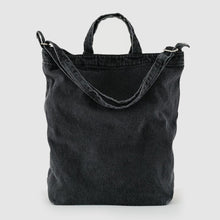 Load image into Gallery viewer, Duck Tote | Washed Black