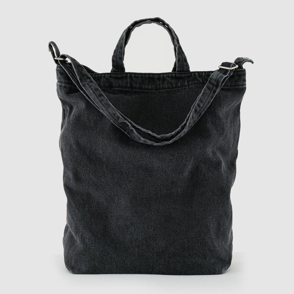 Duck Tote | Washed Black