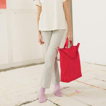 Load image into Gallery viewer, Duck Tote | Punch Red