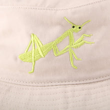 Load image into Gallery viewer, Praying Mantis Bucket Hat