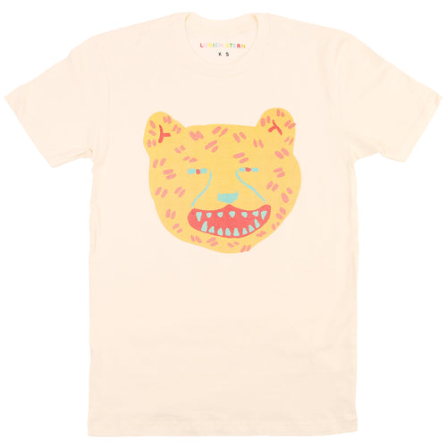 Happy Cheetah Tee