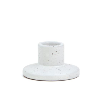 Speckled Ceramic Taper Holder | Various Sizes