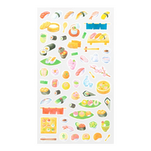 Load image into Gallery viewer, Sushi Sticker Sheet