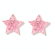 Load image into Gallery viewer, STAR STUDS // ASSORTED COLOURS