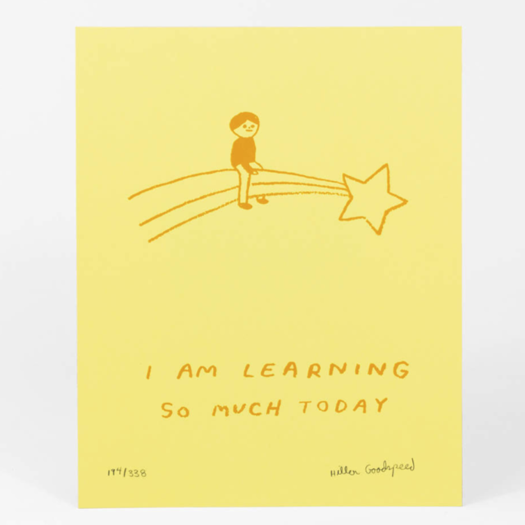 I am Learning - Hiller Goodspeed
