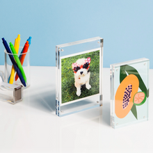 Load image into Gallery viewer, Lucite Photo Frame | Various Sizes