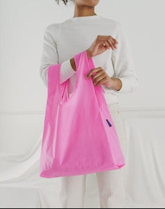 Bright Pink Reusable Bag