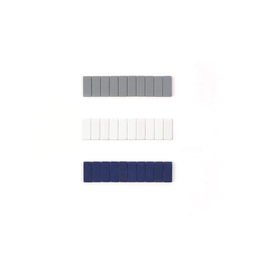 Blackwing Replacement Erasers | Various Colours