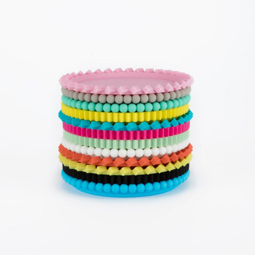 Geo Stacking Coasters | Set of 6
