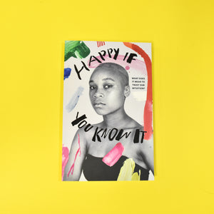 Book - Happy if you know it