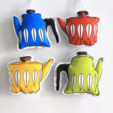 Load image into Gallery viewer, Teapot Ornaments | Various Styles
