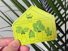 Load image into Gallery viewer, Green House Sticker