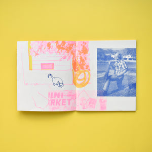 The LAnd Around Us Zine