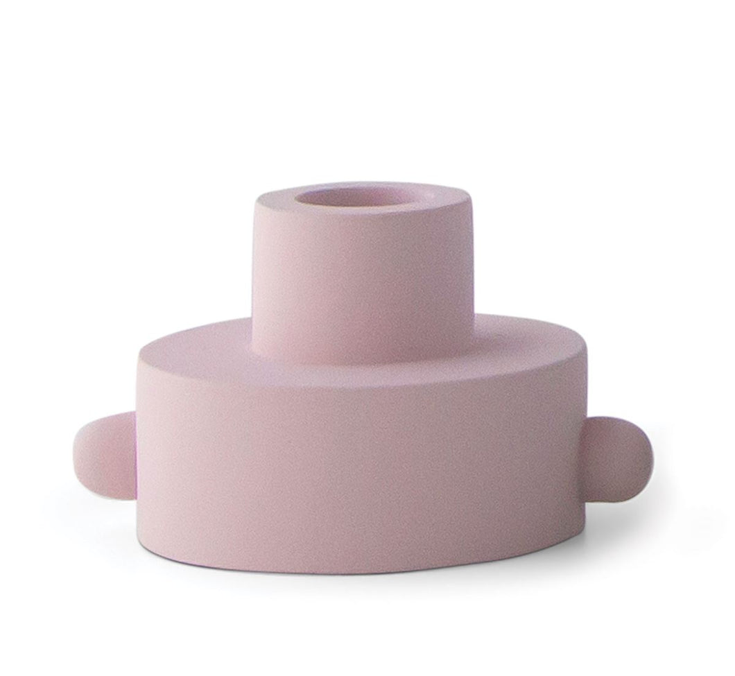 Double Candle Holder | Various Colours
