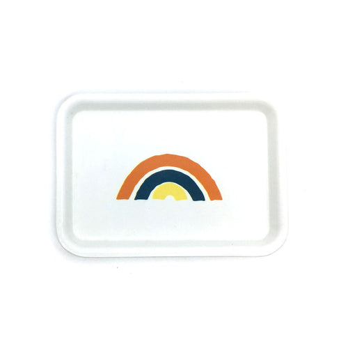 Mini Rainbow Tray