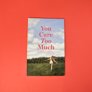 Book - You Care Too Much