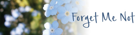 Forget Me Not Collection | Glenna Jewellery Scotland