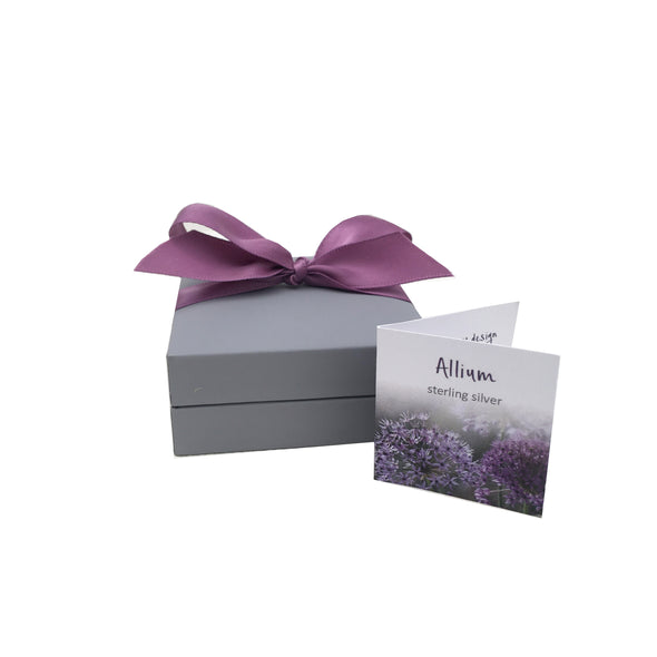 Allium Gift Box | Glenna Jewellery Scotland
