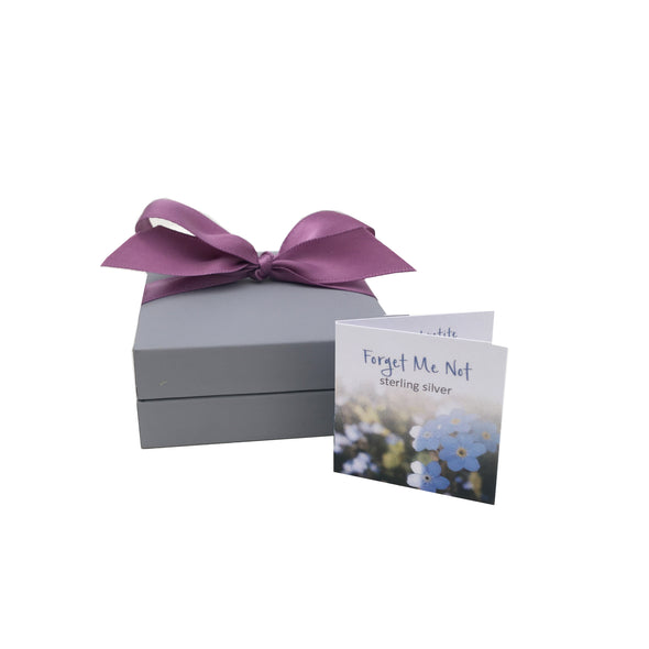Forget Me Not Gift Box | Glenna Jewellery Scotland