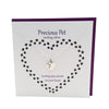 Precious Pet silver heart pendant | The Silver Studio Scotland
