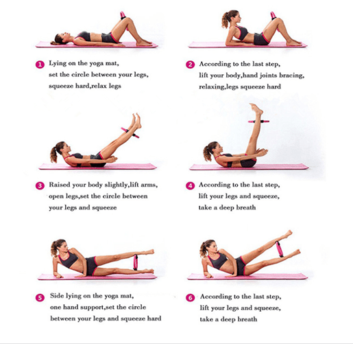 Pilates Workout Circle - DealzBEGIN