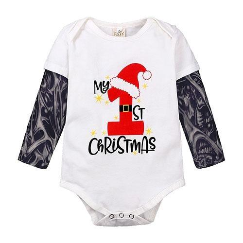 Baby Tattoo Romper - DealzBEGIN