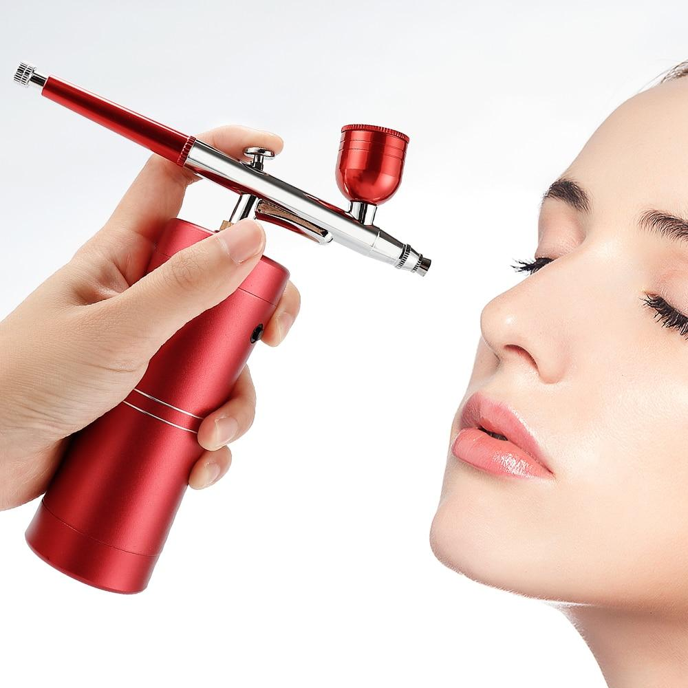 Portable Makeup Airbrush Kit - DealzBEGIN