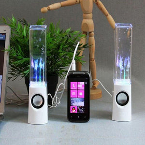 Bluetooth Water Dancing Speakers - DealzBEGIN