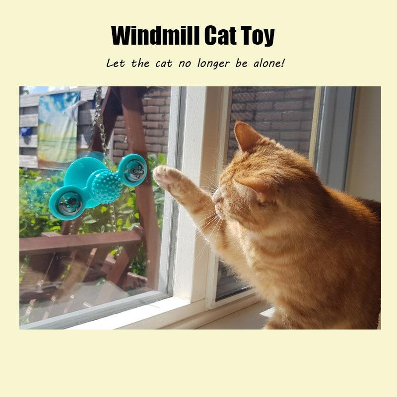 Windmill Cat Toy - DealzBEGIN
